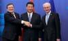 Си Дзинпин се срещна с европейските лидери