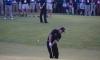 Един от най-великите удари в историята на голфа (ВИДЕО)