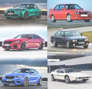 Колко добре познавате марката BMW?
