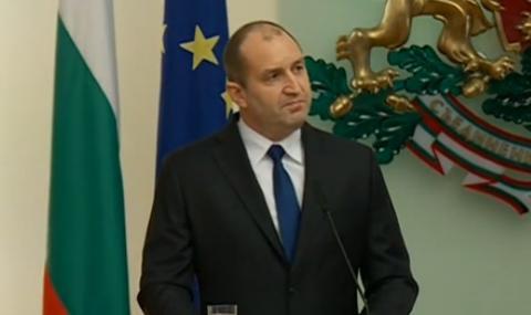 Президент на България