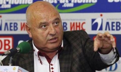 ФК Славия - президент