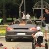 Шофьор на Porsche